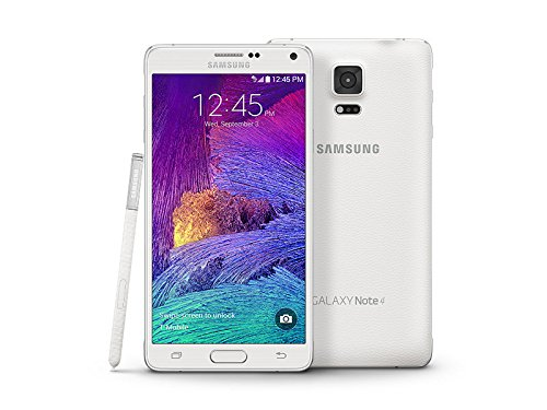 Samsung Galaxy Note 4 N910T 32GB T-mobile 4G LTE Smartphone - White