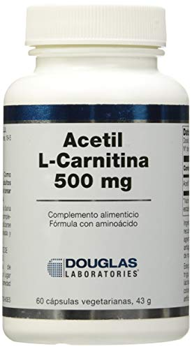 Douglas Acetil L-Carnitina - 500 gr
