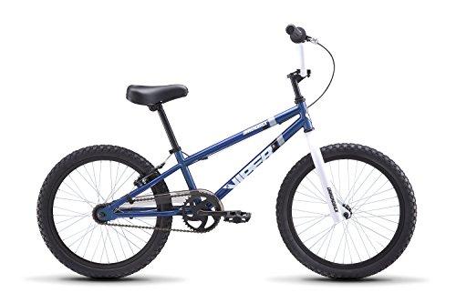 Diamondback Bicycles Jr Viper 20' Wheel Youth BMX Bike/Navy Blue, Navy/White