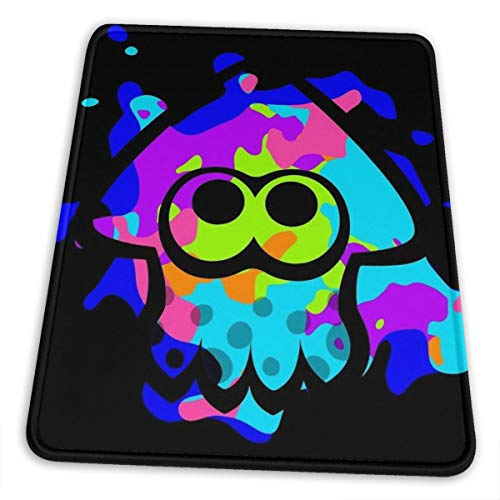Splatoon Squid Hemming The Mouse Pad 10X12 Inch Esports Office Study Computer