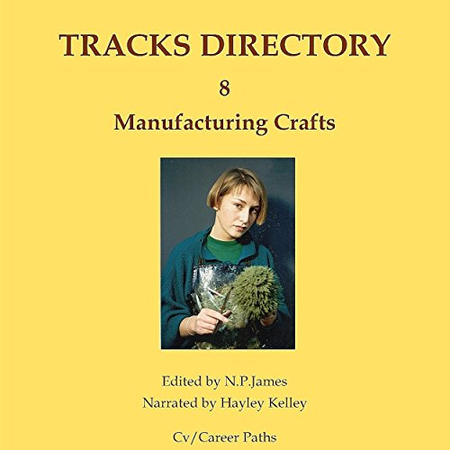 Manufacturing Crafts audiobook cover art