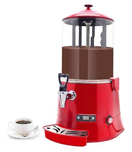 YUCHENGTECH 10L Commercial Hot Chocolate Maker Upgrade Machine Hot ChocolateDispenserWarmer for heating Chocolate Coffee Milktea CE Certification (10L, 220V)