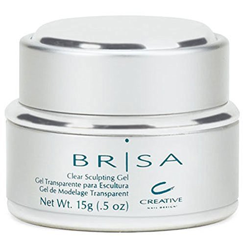 CND UV Gel BRISA Gel Clear Sheer 14g