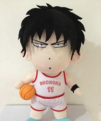 Yzhome Basketball Anime Series Jouet en Peluche 47 Cm , Slam Dunk Star Team Sakuragi Flower Road Rukawa Maple Peluche Doll Doll Birthday Gift