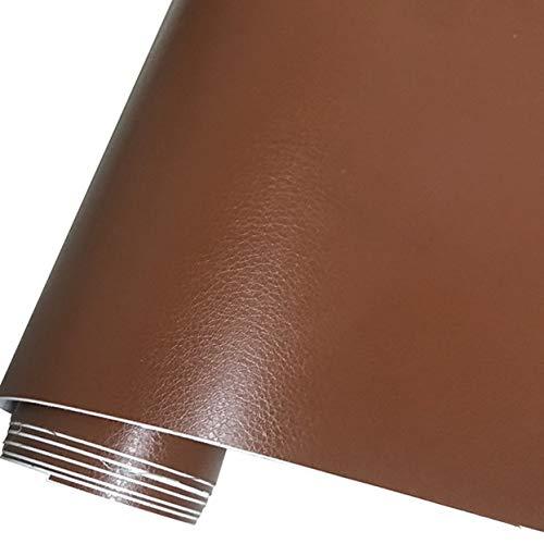 JiuRui DIY Verpackung Schwarz-Leder-Korn-Beschaffenheit Vinylauto-Verpackungs-Aufkleber-Abziehbild Film-Blatt anhaftende Aufkleber Interior Car Styling Covering Wrapping