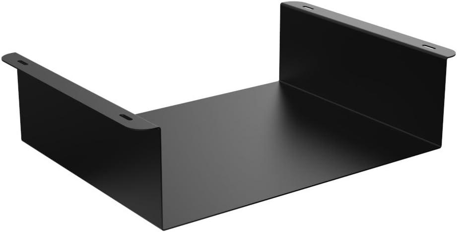Oeveo Under Mount 444-14W x 4H x 11D | Under Desk Computer Mount for SFF | UCM-444