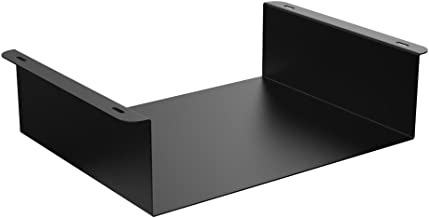 Oeveo Under Mount 444-14W x 4H x 11D | Under Desk Computer Mount for Lenovo ThinkCentre SFF and Dell Optiplex SFF Computer Mount | UCM-444