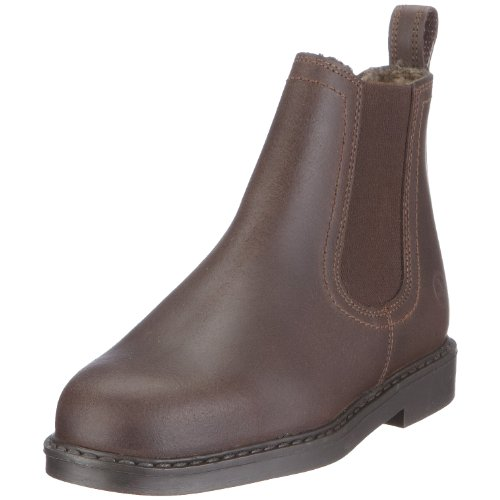 Aigle Unisex-Kinder Galliot Reitsportschuhe Braun (Dark Brown 5) 29