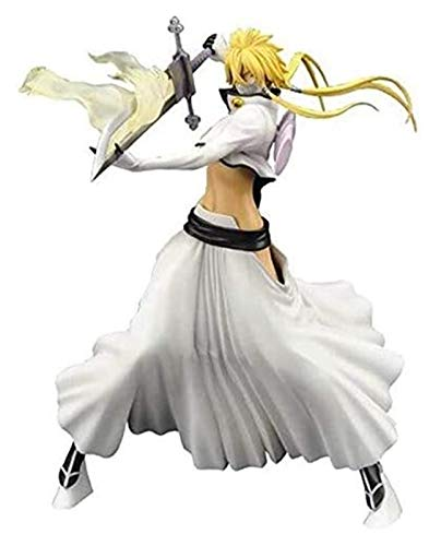 XIAOGING Bleach: Tier Halibel PVC Figure - Tier Halibel Modelado Estatua - 9.8 Pulgadas de Alta Mejor Regalo, Caja