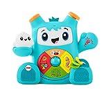 Mattel Fisher-Price FXD02 Rockit Roboter Lernspielzeug, Französische Version