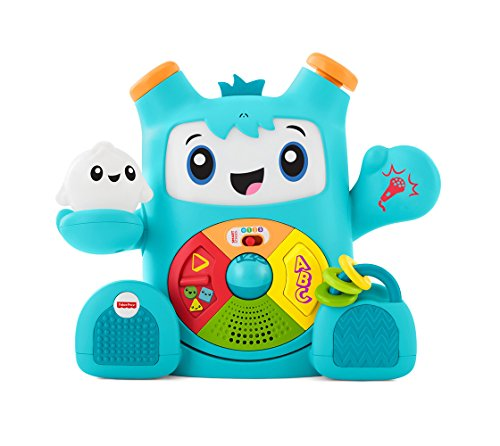 Fisher-Price Danza y Groove Rockit, multicolor (Mattel FXD02) , color/modelo surtido