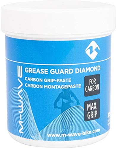 M-Wave Grease Guard Diamond Carbon Montagepaste, Transparent, 125 ml