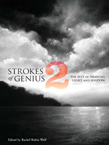 Strokes of Genius 2: Light and Shadow (Strokes of Genius: The Best of Drawing) (English Edition)