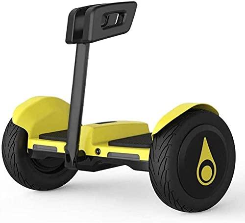 JSL Deportes al aire libre Equilibrio eléctrico coche para adultos y niños de dos ruedas pensamiento coche de viaje señora casa juguete auto-equilibrio doble rueda deportes al aire libre