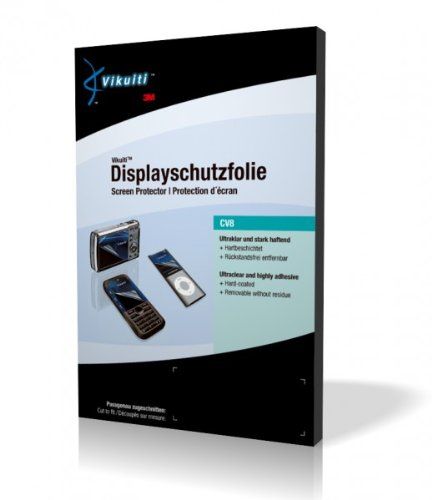 Vikuiti 2X Displayschutzfolie CV8 von 3M kompatibel mit Huawei Ascend D Quad XL U9510 Schutzfolie Folie - 4