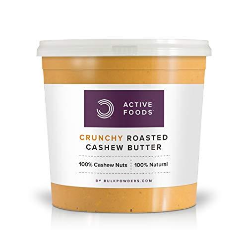 BULK POWDERS Cashewbutter, Crunchy, 1 kg