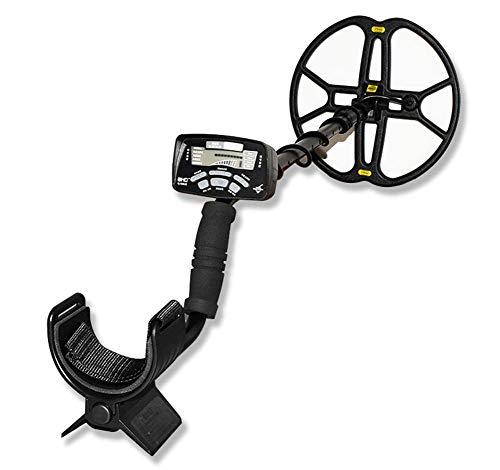 Drohneks Unterirdischer Metalldetektor mit Ganzmetall und hochempfindlicher, wasserdichter Spule, punktgenau für Kinder Erwachsene Anfänger, die nach Schatzgold suchen