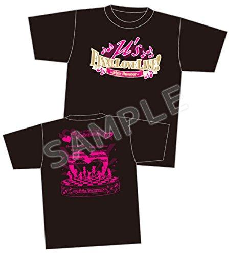 ラブライブ! μ's Final LoveLive!〜μ'sic Forever♪♪♪♪♪♪♪♪♪〜Tシャツ?フリーサイズ