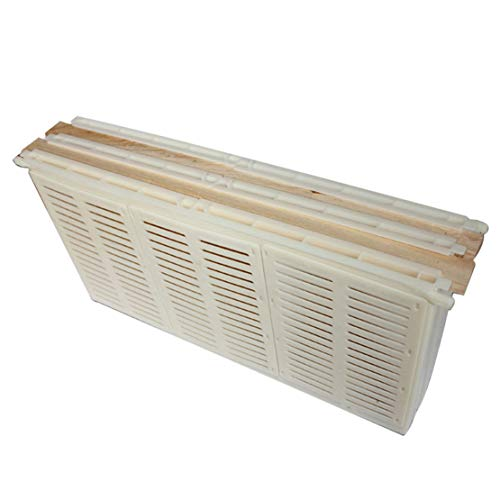 MTGYF Double Box Bee Control Device Bee Special Bee Queen Bee Egg Production Controller Beekeeping Bee King Control Device
