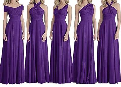 Bridesmaid Dress Prom Evening Dress Wedding Party Gown Long Regency 16W