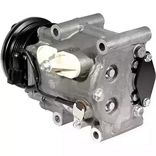 Compressore climatizzatore aria condizionata 9145374927810 EcommerceParts per costruttore: QUALITY, N° alette: 6, Tensione: 12 V, ID-Testata (Compressore): FLANGIA, ID compressore: SCROLL