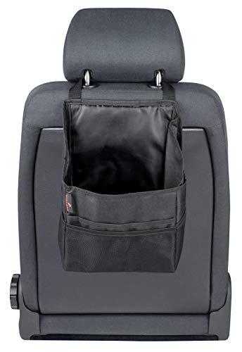 Walser 24009 Organizador Bolsillos 34 x 22 cm, Color Negro