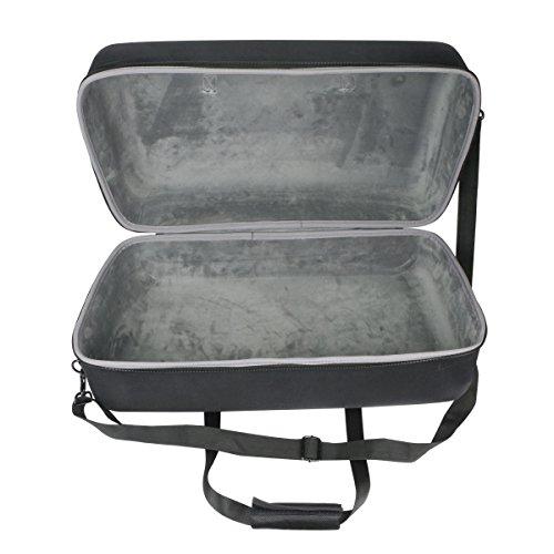 Hart Reise Schutz Hülle Etui Tasche für Sony GTK-XB60 Kompaktes leistungsstarkes One Box So&system von co2CREA