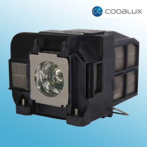 Preisvergleich Produktbild codalux Projektor Ersatzlampe mit Gehäuse für Epson ELPLP75 V13H010L75 PowerLite 1940W 1945W 1950 1955 1960 1965 EB-1940W EB-1945W EB-1950 EB-1955 EB-1960 EB-1965