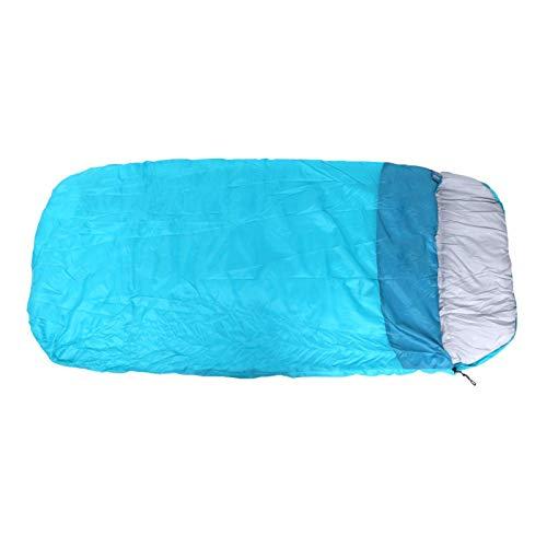 Tenpac Saco de Dormir para Clima frío al Aire Libre, Saco de Dormir para mochileros, Uso en Interiores Senderismo Camping Uso al Aire Libre para Cuatro Estaciones