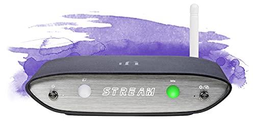 iFi ZEN Stream - Network Audio Transport - Ingressi: Ethernet/Wi-Fi/USB - Uscite: USB/SPDIF