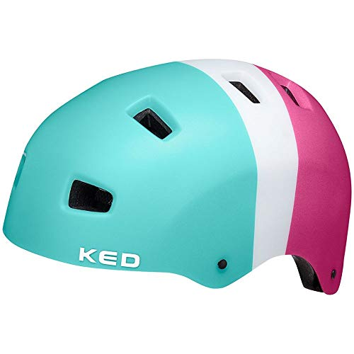 KED 5Forty Helm Kinder 3 Colors Retro Girl Kopfumfang M | 54-58cm 2021 Fahrradhelm