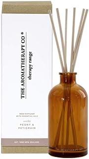 Therapy Range セラピーレンジ Essential Oil Diffuser エッセンシャルオイル ディフューザー Peony & Petitgrain ピオニー&プチグレン Soothe(スーズ/なだめる)