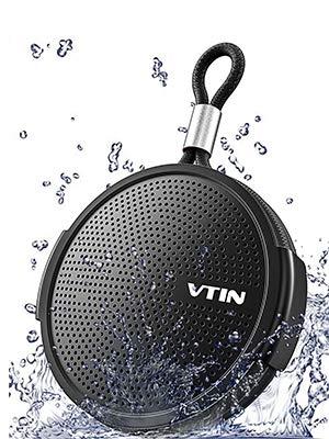 Vtin Q1 Altavoz Bluetooth, Altavoz Impermeable de 8W, Altavoz portátil con Bluetooth...