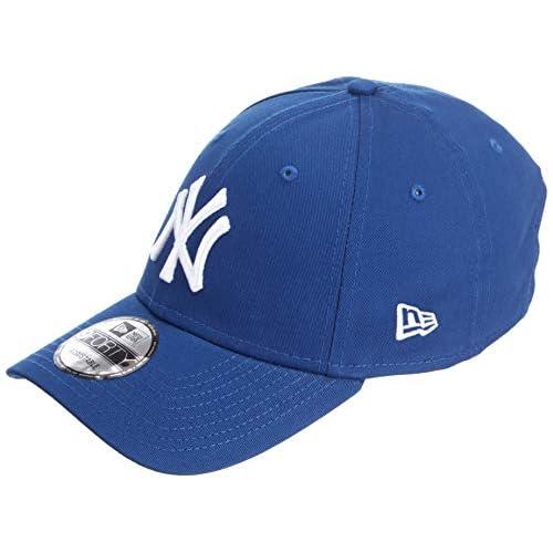 New Era League Basic 9Forty York Yankees, Snapback cap Uomo, Multicolor, OSFA (55.8 cm - 60.6 cm)