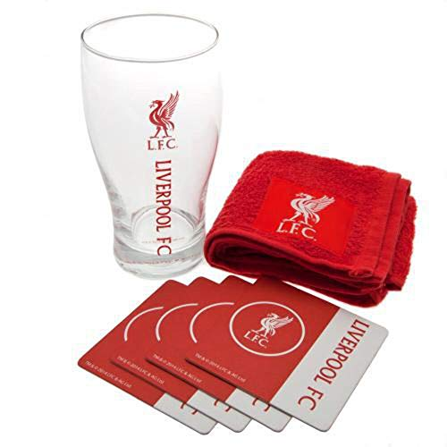 Official Football Team EPL Gift Liverpool F.C. Mini Bar Set