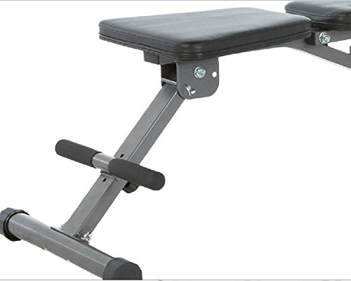 Fitness Reality 1000 Super Max Weight Bench with Upgraded Wider Backrest/Seat (2019 Version), 800 lbs. Weight Capacity