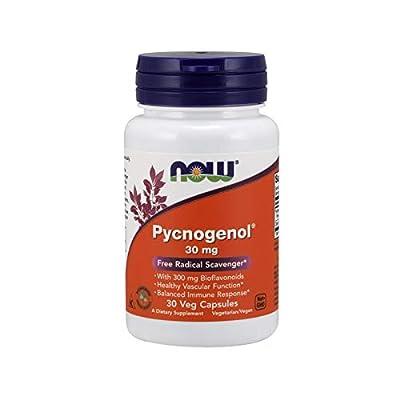 Now Foods, Pycnogenol 30 mg