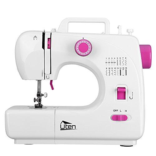 Mini máquina de coser Uten