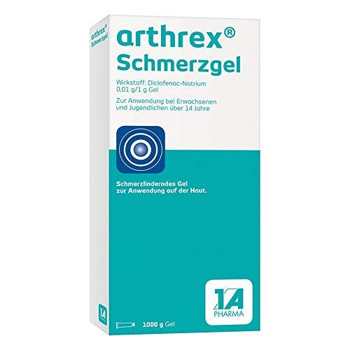 ARTHREX Schmerzgel Spender 1000 g