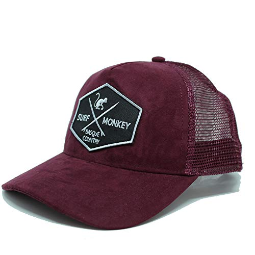 DRESSED IN MUSIC PLAY WITH ME Gorra Tipo Trucker de Ante -...