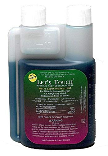 Medicool Let's Touch No Rust or Dull   8oz   ICLT-08