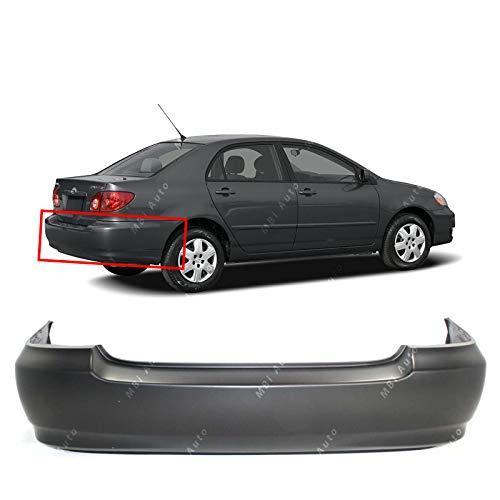 05 toyota corolla rear bumper - 1