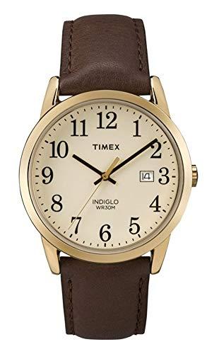 Timex Herren-Armbanduhr Man Easy Reader Analog Quarz TW2P75800