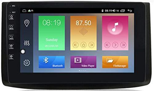 WYFWYT Android 9.0 Navegador GPS para Coche Autoradio Bluetooth Coche para Chevrolet Epica 2006-2011 con Función Pantalla Dividida Soporta Navi Carplay WiFi Radio FM,4g+WiFi:2g+32g