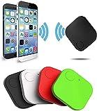 Key Finder Smart Tracker Item Finder with App for Phone Finder GPS Tracker Bluetooth Tag 4Pcs