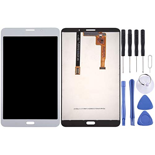 STAWEE -LCD Screen and Digitizer Full Assembly for Galaxy Tab A 7.0 (2016) (3G Version) / T285(Black) Original (Color : Silver)