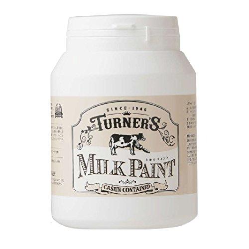 ターナー色彩 ミルクペイント ディキシーブルー 450ml