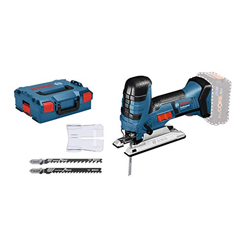 Product Image 1: Bosch Professional Gst 18 V-Li S Cordless Jigsaw (Without Battery And Charger) - L-Boxx