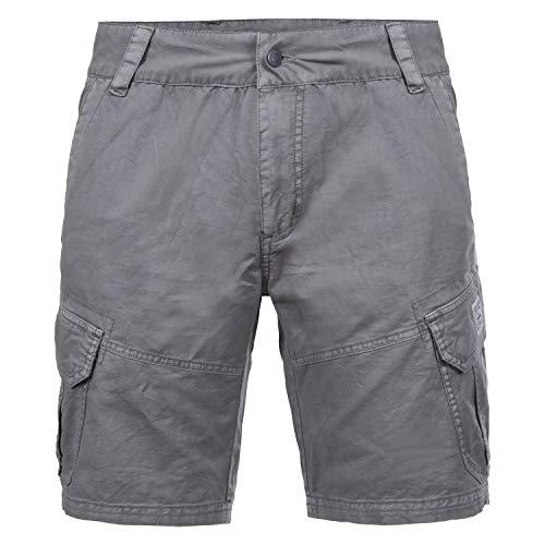 ICEPEAK Herren Shorts Kienan 57516 Staub 48
