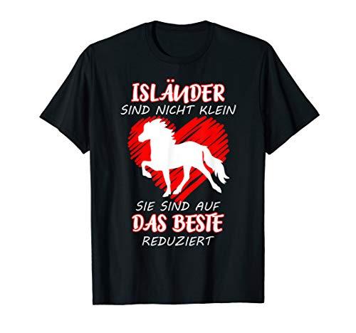 Islandpferd Isländer Island Pony LustigesShirt
